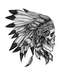 indian headdress tattoo on ribs b skull b b indian b b tattoo b tattoos pinterest