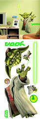 57 best boys wall decals images on pinterest boy rooms wall star wars yoda peel and stick giant wall sticker wall sticker outlet