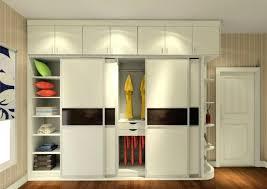 Bedroom With Wardrobes Design Modern Bedroom Wardrobe Size Of Design Designs With Dressing