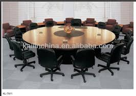 Antique Boardroom Table Kailin Modern Factory Direct Price Green Material Antique