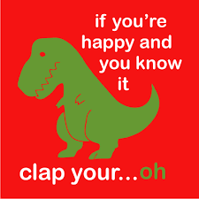 t rex happy and you it if you re happy hoodie juicebubble t shirts