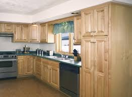 Unfinished Cabinet Unpainted Kitchen Cabinets Pretentious Inspiration 11 Honey Pine