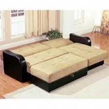 Sofa Sleeper With Storage Sleeper Sofa With Chaise And Storage Foter