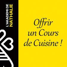 offrir un cours de cuisine cadeau cours de cuisine à lorient nathalie beauvais