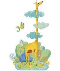 stickers girafe chambre bébé stickers pour la chambre de bébé une cuillère pour doudou