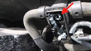 nissan titan quit running quick fix no heat diagnose heater control valve nissan armada