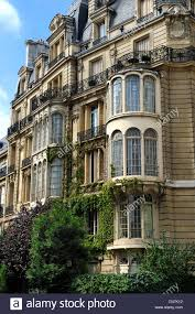 france paris haussmann type building with bow windows at the n 7 france paris haussmann type building with bow windows at the n 7 rue rembrandt built in 1899 by architect gustave rives