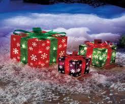 gift box decorations indoor excelent solar