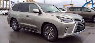 lexus lx 570 indonesia 2016 lexus lx gets evil cheese grater and a interior