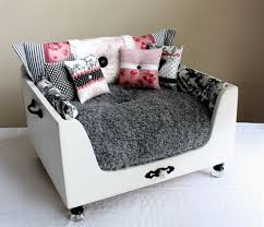 diy shabby chic pet bed 25 best images about need for soy on pets furniture