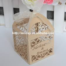 wedding gift boxes laser cut christening box party fovor bonbonniere indian wedding