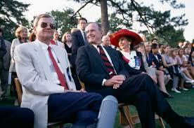 George W Bush Birth George H W Bush Academy Of Achievement