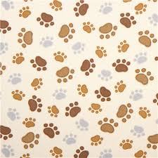 paw print tissue paper freebie geschenkpapier gift wrapping paper wrapping papers and