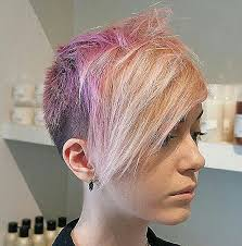 very short pixie hairstyle with saved sides long hairstyles inspirational womens hairstyle shaved sides long