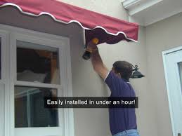 Do It Yourself Awning Kits Classic Awning Enjoy The Beauty U0026 Protection At Incredible Prices