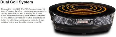 Induction Cooktop Amazon Amazon Com Nuwave Pic Pro Highest Powered Induction Cooktop 1800w