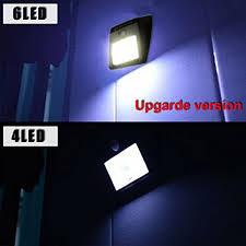 bright night solar lighting bright outdoor solar lights motion sensor detector no battery