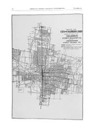 Columbus Ohio Maps by