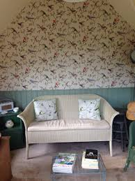 cottage wallpaper ideas home decor color trends creative to