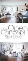best ideas about tri level remodel pinterest split how renovated our split level and made open concept look the