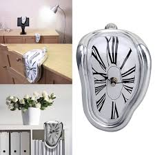 Art Wall Clock by Melting Clocks Art Promotion Shop For Promotional Melting Clocks