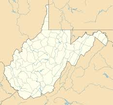 virginia on a map of the usa template location map usa west virginia