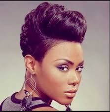 show me hair styles for short hair black woemen over 50 72 best fierce strands images on pinterest hair dos beleza and