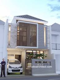 desain rumah lebar 6 meter a dokumen gambar kerja desain rumah dijual