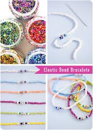 diy bracelet elastic images Elastiska p rlarmband elastic bead bracelets craft jpg