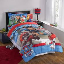 Skateboard Bedding Paw Patrol No Pup Too Small Twin Comforter Set Toys