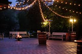 transform your outdoor space with patio lights do it best Outdoor Patio Lights Ideas