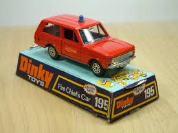 matchbox range rover dinky toy fire chief u0027s range rover car this diecast model was