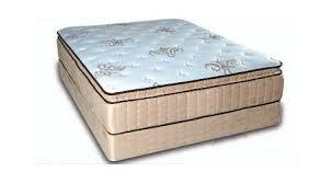 hybrid mattress pillow top plush
