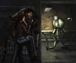 Fallout New Vagas Porn - fallout a seducing in repconn by guyver89 on deviantart