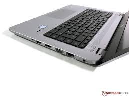 Ordinateurs Hp Résolution Des Problèmes Courte Critique Du Pc Portable Hp Probook 440 G4 I7 Hd