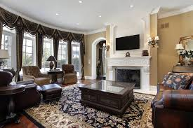 Stunning Fireplace Design Ideas Ideas Home Design Ideas - Traditional family room design ideas