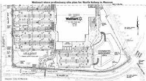 Walmart Floor Plan Monroe Public U003cbr U003e Hearing This Week U003cbr U003eon Walmart Issue Feature