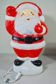 new u0026 used vintage blow mold santa for sale 7 ads in us lowest