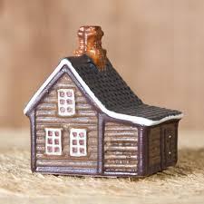 ceramic house figurine idontspeakicelandic