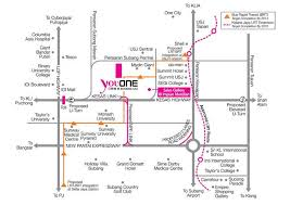 map usj 21 map usj subang jaya