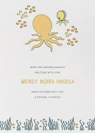 132 best birth announcements and baby shower invitations images on