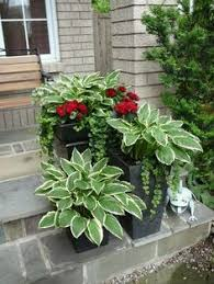 Front Porch Planter Ideas by Front Porch Planter Ideas Porch And Planters
