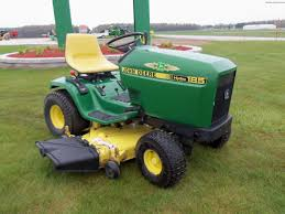 what is the best john deere 185 mower