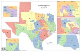 Ohio Senate District Map by Texas Set For Another Mid Decade Redistricting U2013 Redvoter