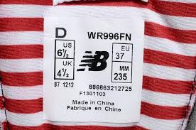 Made In China American Flags Wr996fn American Flag Blue Red The New Balance Womens Shoes Bis Zu