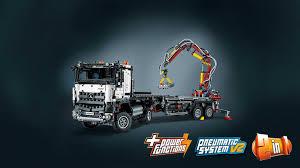lego technic truck 42043 mercedes benz arocs 3245 products lego technic lego