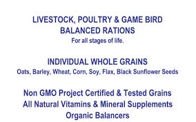 feeds grains u0026 seeds 7th heaven farm llc