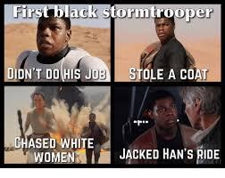 Lando Calrissian Meme - black stormtrooper lando meme stormtrooper best of the funny meme