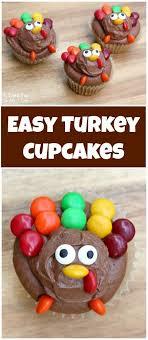 turkey cupcakes for thanksgiving thanksgiving turkey