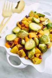 sweet savory thanksgiving vegetables e rd